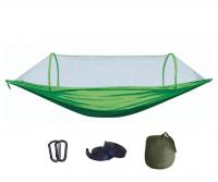 Hammock sääsevõrguga/ roheline